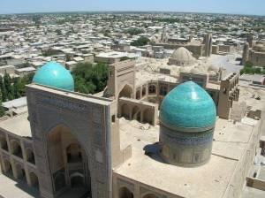 Bukhara-madrasa Mir-i-Arab 111